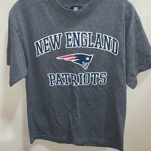 Men's new england patriots T-shirts Size Medium